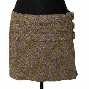 ☀️2 for $30☀️ Checkered Plaid Mini Skirt